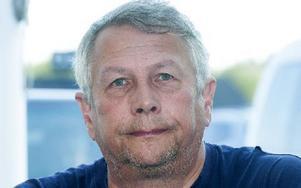 Bengt-Göte Tåli, Öje:– Oroligt viktig för servicen i byn. Utan den ingen livskraftig by. Foto: Mikael Forslund