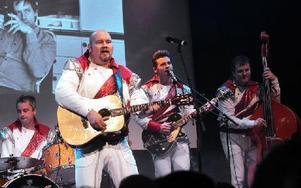 Larz Kristerz är ett kompetent band. Foto: Jonas Stentäpp