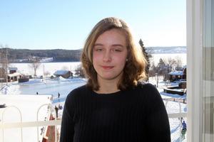 Elind Lundqvist från Vikarbyns skola lyckades som enda eleven från länet kvalificera sig till finalen i en stor mattematiktävling.