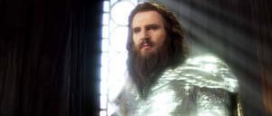 Release the Kraken! Liam Neeson i den inte allra stoltaste stunden i sin karriär. Men kanske en av de mer välbetalda.