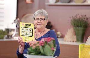 Doris Arvidssons födelsedagspresent visade sig vara värd 100 000 kronor.