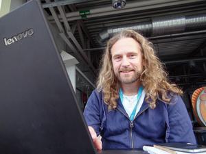 Magnus Trense innehar ordförandeposten i Guldgalans styrelse. En post han trivs med, även om det stundtals kan vara en stormig position.