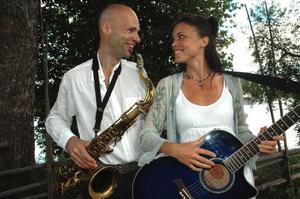 Bengt Erlandsson och Cecilia Bergqvist arrangerar vinterkonserten för tredje året i följd.