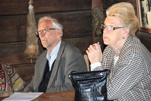 Börje Björklund har skrivit Karlsgårdsspelet och läste redan förra året in en ny version av berättarrösten.