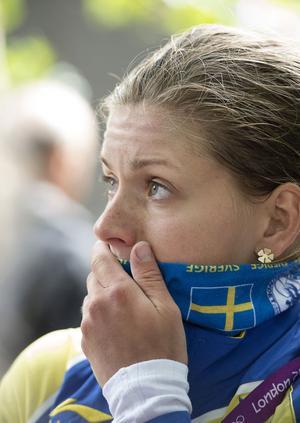 Ingen lycka för medaljhoppet på OS.