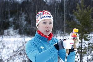 Emma Wikén, Åsarna, känner trygghet inför säsongen som startar med klassiska lopp i Bruksvallarna i dag.