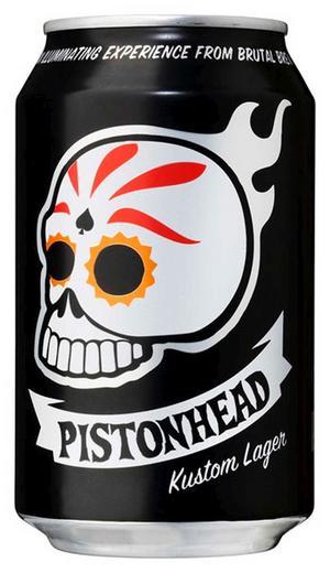 God lågprislager. Pistonhead Kustom Lager, med rika givor amerikansk humle, ger ovanligt mycket karaktär för sitt ringa pris.