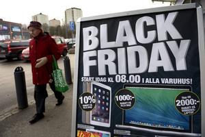 Black Friday krockar i år med En köpfri dag.