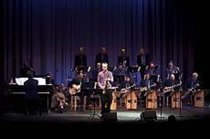 ARKIVBILDExklusiv spelning. Sandviken Big Band har fått ett erbjudande av Sveriges regering att spela i Stockholm den 5 juni inför närmare 4 000 gäster.