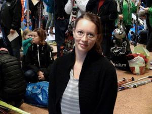 – Vi har många trogna och återkommande besökare för varje år, säger Mariny Näslund som tappat räkningen på alla marknader hon varit på.