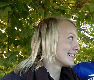 Linn Andersson.