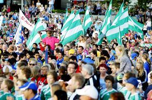 Mångfalden av lag och besökare på Storsjöcupen lockar fler besökare från Norge.