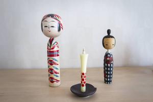 När Yoko Kawabata bodde i Japan var hon den som hade svensk inredning, nu i Sverige har lite japanska detaljer fått plats.