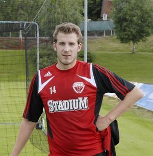 Spelklar. Tidigare skadade nyckelspelaren Niklas Forslund är klar för spel mot Östersund i eftermiddag.