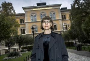 Norra Latin är spelplats för Sara Bergmark Elfgrens nya fantasyroman.