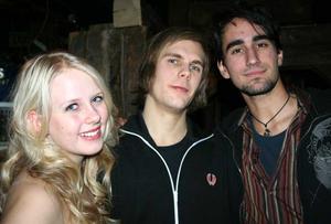 Konrad. Linnea, Jesper och John