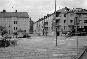 Källgatan - Västgötegatan.