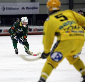 Oscar Jonsson är tillbaka i Ljusdals startelva i dagens möte med Vänersborg hemma på IP.