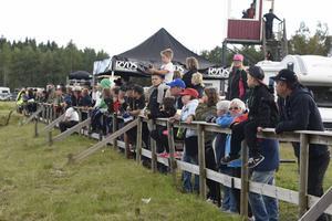 Folkfest på Klingre.