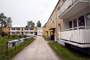 När de 17 lägenheterna på Humlegårdsvägen är plomberade är vakansbekymret i Strömsbruk borta