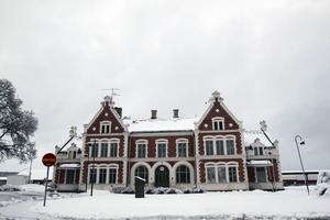 I många år har den vackra stationsbyggnaden i Vansbro mer eller mindre stått oanvänd. Nu finns planer på att rusta upp byggnaden och bli boende för ensamkommande flyktingbarn
