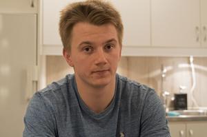 Fjolårssäsongen blev något av ett genombrott för Patrik Elfsberg. Här med dåvarande kedjekompisen, Viktor Ehn.
