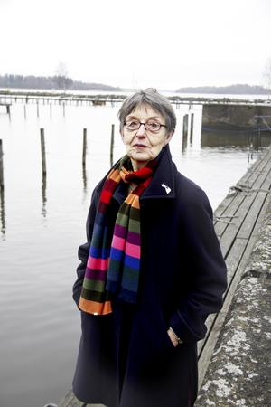 Agneta Lejdhamre präst i Västerås och teologie doktor.