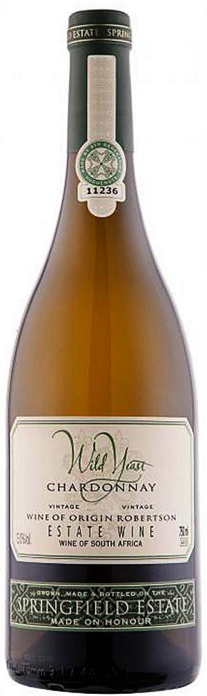 Wild Yeast Chardonnay 2016.