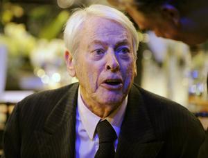 Filmens manliga huvudroll Kevin McCarthy, 2009. Ett år senare avled han 96 år gammal.