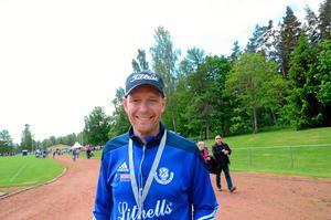 Henrik Lindström ser fram emot Liverpools fotbollsskola i Sköllersta i augusti.