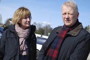 Anna Hed och Peter Karlsson har blivit anmälda av Pontus Bråmer. Peter menar dock att det rör sig om två olika uppfattningar om vad som har skett.