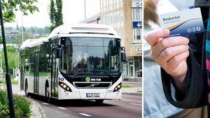 Nu blir det biljettkontroller på bussarna igen.