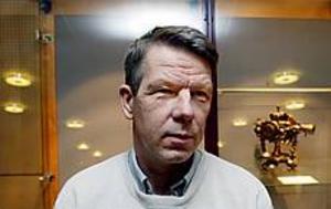 Gunnar Ericsson från Gävle är en av de cirka 14 000 sparare som enligt Föreningen Grupptalan mot Skandia står bakom stämningen. - Vi känner oss lurade helt enkelt, säger han. Foto: LEIF JÄDERBERG