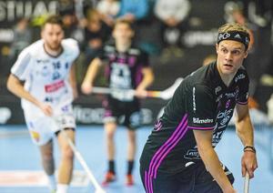 Jonas Adriansson spelar inte kvällens match mot Storvreta.
