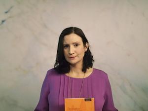 Birgitta Ohlson, Folkpartiet