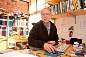 Lennart Mattsson har varit Länstidningens chefredaktör i tio år. Nu väljer han att lämna sin post.