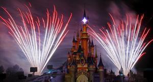 Disney firade sina 20 år med buller och bång i april.