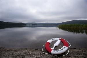 Många drunkningstillbud sker i mindre insjöar.