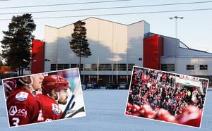 NHK Arena blir det nya namnet på ishockeyarenan i Timrå.
