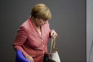 Delstatsvalet i Mecklenburg-Vorpommern visar att förbundskansler Angela Merkels ställning är klart försvagad.