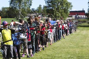 BSK Hudiks tävlingar blev lyckade.