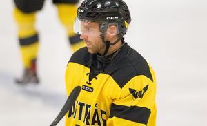 Petter Mattsson var framträdande för VIK.