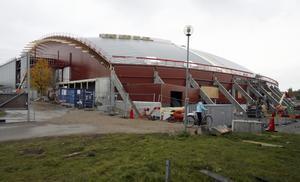 2009 väntas minusresultatet för Göransson Arena bli drygt 7 miljoner för att därefter sjunka till 4 miljoner 2010 och knappt 2 miljoner 2011.