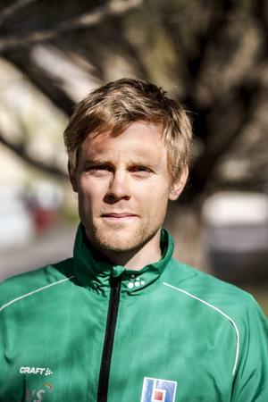 Rasmus Grelsson, 25, siktar på SM i Umeå i början av augusti.