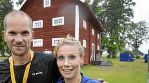 Erik Anfält och Mikaela Kemppi