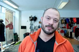 Christoffer Landström på Ecowild tycker att stadskärnans handlare också bör rannsaka sig själva: