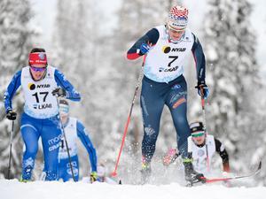 Ida Ingemarsdotter var en av svenskorna som gick till semifinal. Foto: Ulf Palm/TT