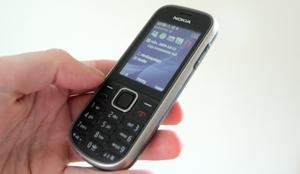 Första intrycket av Nokias tåliga