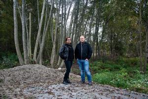 Elin Andersson och Magnus Helgesson lämnade in ett medborgarförslag hösten 2014 - som nu blir verklighet.