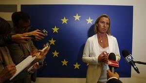 Federica Mogherini måste göra mer för att möta den ryska desinformationen.